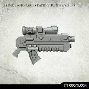 Kromlech   Misc / Weapons Conversion Parts Prime Legionaries Rapid Thunder Rifles - KRCB251 - 5908291070373