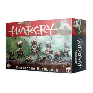 Games Workshop Age of Sigmar | Warcry  Warcry Warcry: Kharadron Overlords Warband - 99120205041 - 5011921139491