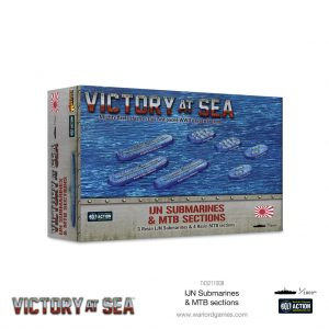 Warlord Games Victory at Sea  Victory at Sea Victory at Sea: IJN Submarines & MTB sections - 743211008 - 5060572506817