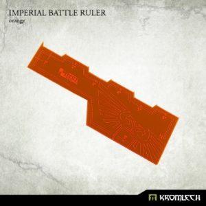 Kromlech   Tapes & Measuring Sticks Imperial Battle Ruler [orange] (1) - KRGA008 - 5902216114036