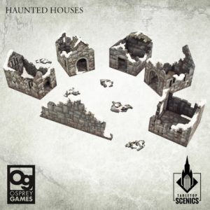 Kromlech   Kromlech Terrain Haunted Houses - KRTS135 - 5908291070151