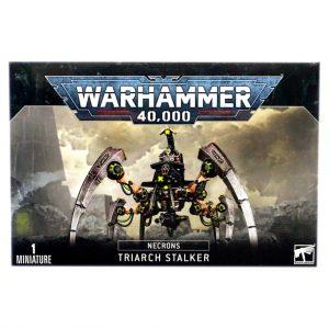 Games Workshop Warhammer 40,000  Necrons Necron Triarch Stalker - 99120110062 - 5011921139170
