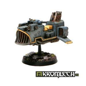Kromlech   Legionary Model Kits Iron Shark Assault Jetbike - KRM003 - 5902216111288