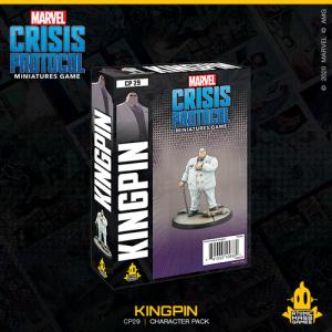 Atomic Mass Marvel Crisis Protocol  Marvel: Crisis Protocol Marvel Crisis Protocol: Kingpin - CP29 - 841333109332
