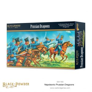 Warlord Games Black Powder  Prussians (Napoleonic) Prussian Dragoons - 302411803 - 5060572505865