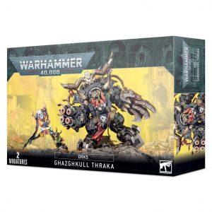 Games Workshop Warhammer 40,000  Orks Orks Ghazghkull Thraka - 99120103079 - 5011921135165