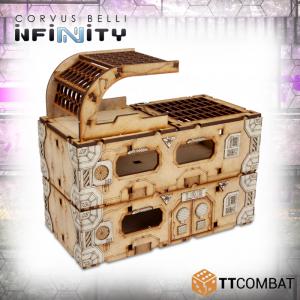 TTCombat   Infinity Terrain (TTCombat) Prefab Chems Lab - TTSCW-SFU-077 - 5060570135941