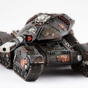 TTCombat Dropzone Commander  Resistance Land Vehicles Resistance M3 Alexander Command Tank - DZC-25015 - 740781771675