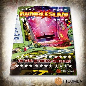 TTCombat Rumbleslam  Rumbleslam Rumbleslam Rulebook V2 - TTRSK-ACC-001 - 5060504043472