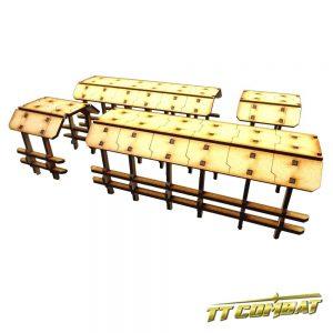 TTCombat   Sci Fi Scenics (28-32mm) Walkways Covers - SFU038 - 5060504041010