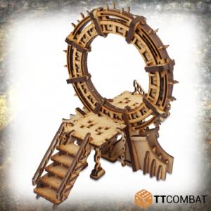TTCombat   Industrial Hive (28-32mm) Nihilus Gateway - TTSCW-INH-055 - 5060570136702