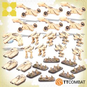 TTCombat Dropzone Commander  Dropzone Commander Essentials PHR Starter Army - TTDZX-PHR-001 - 5060570139567