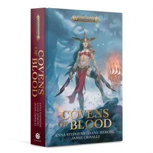 Games Workshop   Age of Sigmar Books Covens of Blood (Hardback) - 60040281270 - 9781789991833