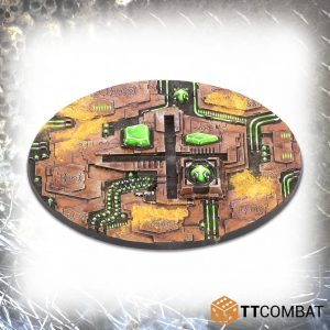 TTCombat   Tomb World Large Tomb World Flight Base (1) - TTSCR-SFG-022 - 5060570139246