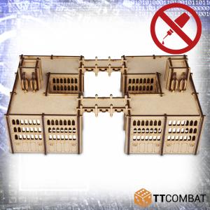 TTCombat   Sci Fi (15mm) Medicae Civitalis - TTSCW-SFX-044 - 5060570133985