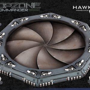 TTCombat   Dropzone Commander Terrain Dropzone Commander Underground Hangar - DZC-99010 - 740781771743
