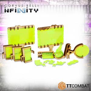 TTCombat   Infinity Terrain (TTCombat) Neon Signs - TTSCW-SFU-061 - 5060570136061
