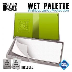 Green Stuff World   Paint Palettes Green Stuff World Wet Palette - 8436574506822ES - 8436574506822