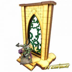 TTCombat   Fantasy Scenics (28-32mm) Minor Riftgate of Life - FSC007 - 5060504043403