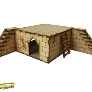 TTCombat   Fantasy Scenics (28-32mm) Guardian Base - RPG007 - 5060504043724