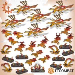 TTCombat Dropzone Commander  Dropzone Commander Essentials Shaltari Starter Army - TTDZX-SHL-001 - 5060570138164