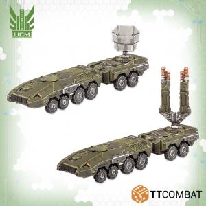 TTCombat Dropzone Commander  UCM Land Vehicles UCM Kodiak / Panda APC - TTDZR-UCM-007 - 5060570138461