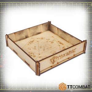 TTCombat   Dice Accessories TTCombat Dice Tray - TTSCW-HBA-008 - 5060570133732