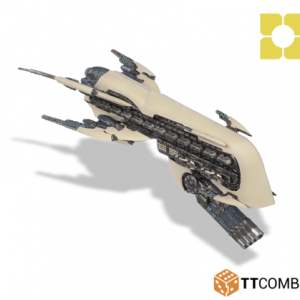 TTCombat Dropfleet Commander  Post-Human Republic Fleet PHR Dreadnought - TTC-FCGX-PHR-005 - 5060570132766