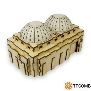 TTCombat   Sandstorm (28-32mm) Sandstorm Double Dwelling - SFU052 - 5060570131646