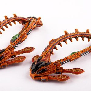 TTCombat   Shaltari Land Vehicles Shaltari Haven Terragates - DZC-23012 - 639713387780