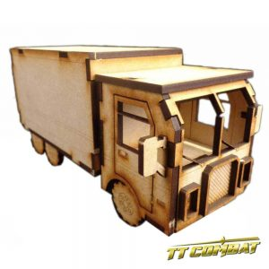 TTCombat   City Scenics (28-30mm) HGV Truck - DCS018 - 5060504040174