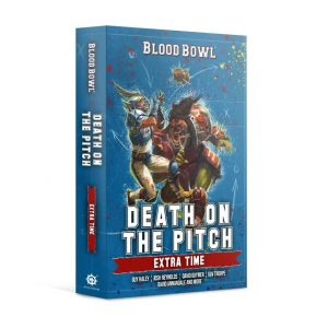 Games Workshop Blood Bowl  Blood Bowl Death on the Pitch: Extra Time (paperback) - 60100981006 - 9781789991895