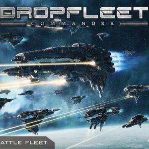 TTCombat Dropfleet Commander  UCM Fleet UCM Battle Fleet - HDF-31004 - 740781772627
