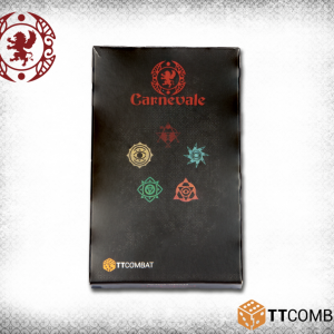 TTCombat   Carnevale Carnevale: Magic Cards - TTC-CMGX-ACC-002 - 5060570132858