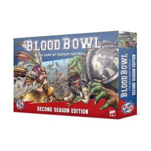 Games Workshop Blood Bowl  Blood Bowl Blood Bowl: Second Season Edition - 60010999005 - 5011921137848