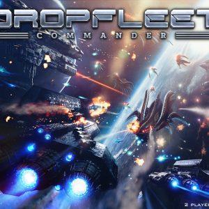 TTCombat   Dropfleet Essentials Dropfleet Commander 2 Player Set - HDF-10011 - 740781772269