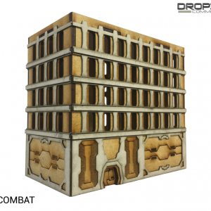 TTCombat   Sci Fi (15mm) Utopia Building - SFX002 -