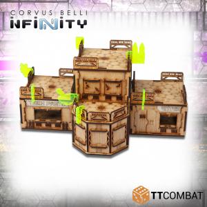 TTCombat   Infinity Terrain (TTCombat) Shopping Centre - TTSCW-SFU-059 - 5060570135354