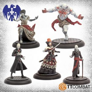 TTCombat Carnevale  Carnevale Carnevale: Strigoi Vampiric Aristocracy - TTCGX-STR-005 - 5060570139598