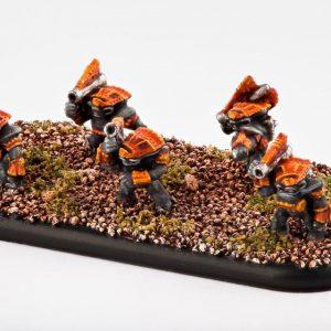 TTCombat   Shaltari Infantry Shaltari Pungari Auxiliaries - DZC-23024 - 740781771910