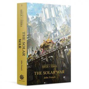 Games Workshop   The Horus Heresy Books Siege of Terra: Solar War (Book 1) (paperback) - 60100181764 - 9781789992908