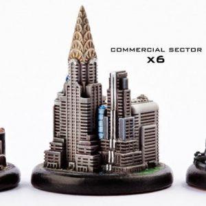TTCombat   Dropfleet Essentials Dropfleet Sector Packs - HDF-99002 - 7407817724052