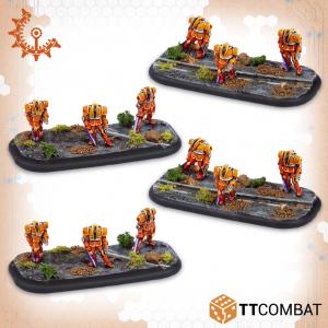 TTCombat   Shaltari Infantry Shaltari Firstborns - TTDZR-SHL-018 - 5060570138300