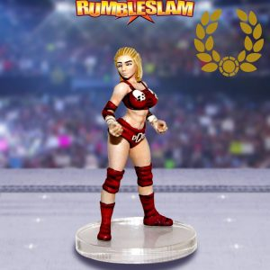 TTCombat Rumbleslam  Rumbleslam Rumbleslam Triple D - RSG-STAR-13 - 5060504043922