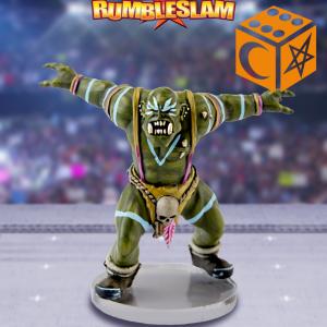 TTCombat Rumbleslam  Rumbleslam Rumbleslam Waaarrior - RSG-STAR-41 - 5060504047104