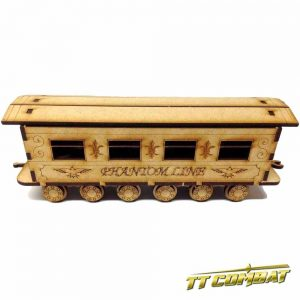 TTCombat   Old Town (28-32mm) Steam Train Standard Carriage - OTS032 -