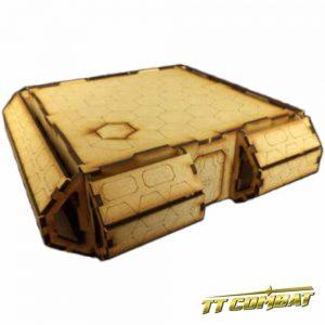 TTCombat   Sci Fi Scenics (28-32mm) SCi Fi Building B - SFU002 - 5060504041928