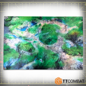 TTCombat   Tabletop Gaming Mats Fantasy Mat - 4x4 - KDTTSCM-FAN-001 -
