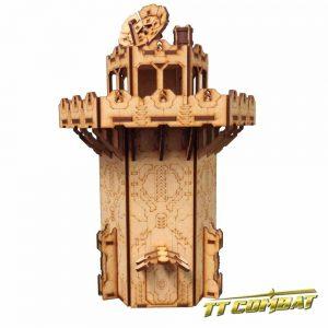 TTCombat   Sci Fi Scenics (28-32mm) Guard Tower - SFU048 - 5060504043359