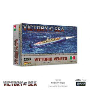 Warlord Games Victory at Sea  Victory at Sea Victory at Sea: Vittorio Veneto - 742411090 - 5060572506794